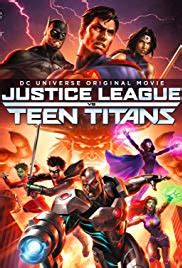 Justice League vs. Teen Titans 2016 streaming vf