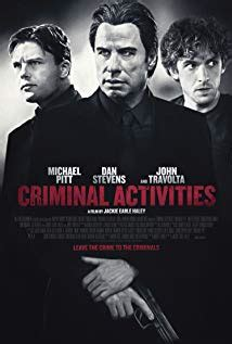 Criminal Activities 2015 streaming vf