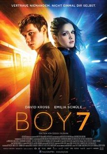Boy 7 film 2015 streaming vf