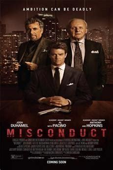 Misconduct 2016 streaming vf