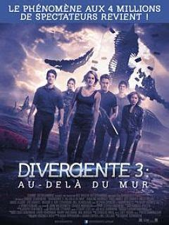 Divergente 3 - Au-delà du mur 2016 streaming vf