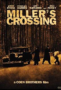 Miller's Crossing 1990 streaming vf