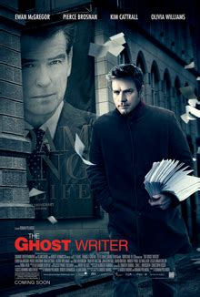 The Ghost Writer 2010 streaming vf
