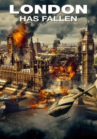 La Chute de Londres 2016 streaming vf