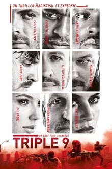 Triple 9 2016 streaming vf