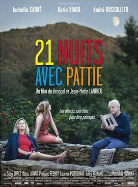 21 nuits avec Pattie 2015 streaming vf