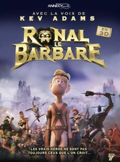 Ronal, le barbare 2011 streaming vf