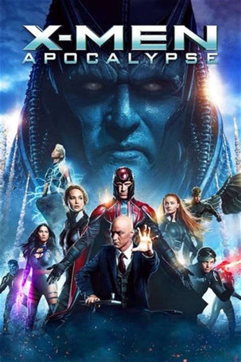 X-Men - Apocalypse 2016 streaming vf