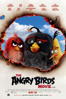 Angry Birds, le film 2016 streaming vf