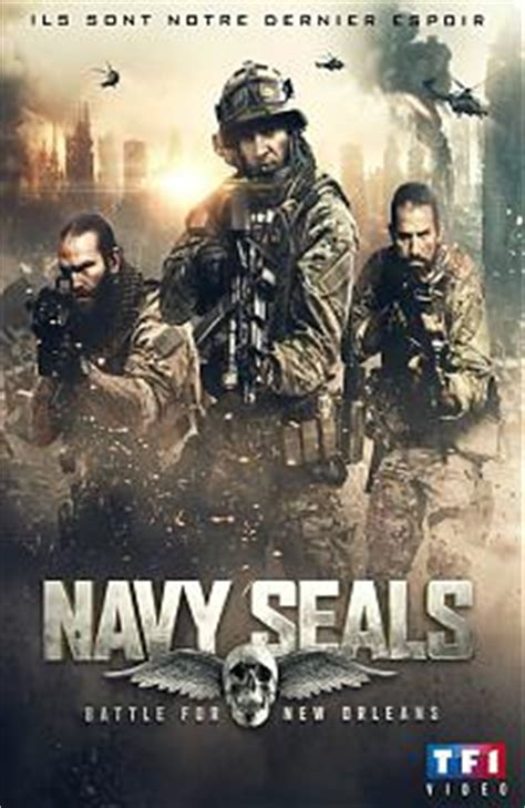 Navy Seals: Battle for New Orleans 2015 streaming vf