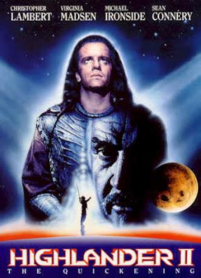 Highlander II: Le Retour 1991 streaming vf