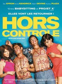Hors contrôle 2016 streaming vf