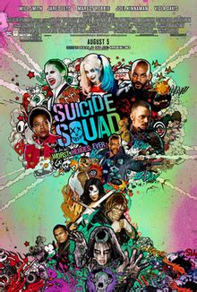 Suicide Squad 2016 streaming vf