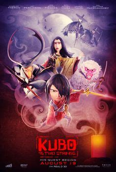 Kubo et l'armure magique 2016 streaming vf