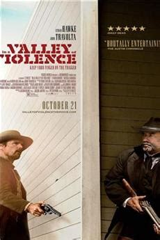In a Valley of Violence 2016 streaming vf