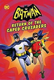 Batman: Return of the Caped Crusaders 2016 streaming vf