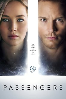 Passengers 2016 streaming vf