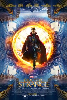 Doctor Strange 2016 streaming vf