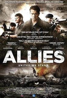 Alliés 2016 streaming vf
