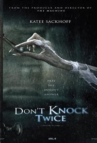 Don't Knock Twice 2017 streaming vf