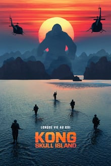Kong : Skull Island 2017 streaming vf