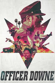 Officer Downe 2016 streaming vf