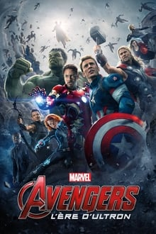 Avengers : L'Ère d'Ultron 2015 streaming vf