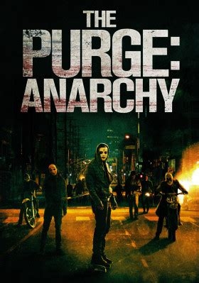 The Purge: Anarchy 2014 streaming vf