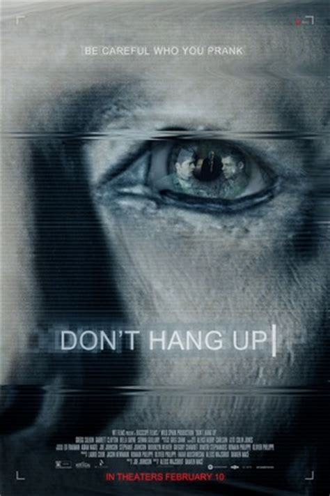 Don't Hang Up 2017 streaming vf