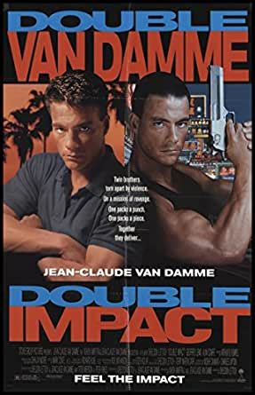Double Impact 1991 streaming vf