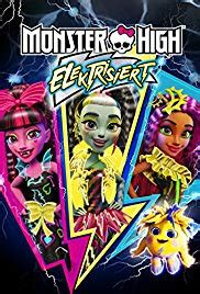 Monster High : Electrisant 2017 streaming vf