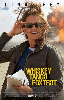 Whiskey Tango Foxtrot 2016 streaming vf