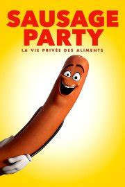 Sausage Party - La vie privée des aliments 2016 streaming vf