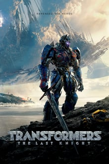 Transformers : The Last Knight 2017 streaming vf