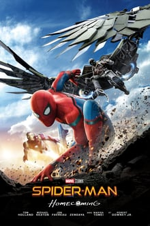 Spider-Man : Homecoming 2017 bluray streaming vf