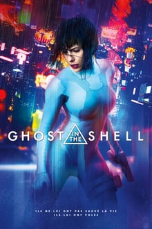 Ghost in the Shell 2017 bluray streaming vf