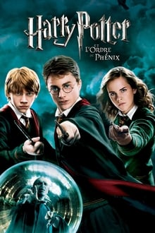 Harry Potter et l'Ordre du Phénix 2007 streaming vf