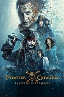 Pirates des Caraïbes - La vengeance de Salazar 2017 bluray streaming vf