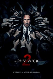 John Wick 2 2017 bluray streaming vf