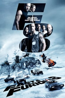 Fast & Furious 8 2017 bluray streaming vf