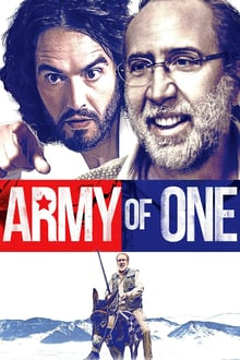 Army of One 2016 bluray streaming vf