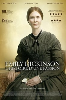 Emily Dickinson, L'Histoire d'Une Passion 2016 bluray streaming vf