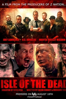 Isle of the Dead 2016 bluray streaming vf