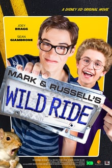Mark & Russell's Wild Ride 2015 bluray streaming vf