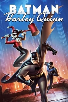 Batman and Harley Quinn 2017 bluray streaming vf