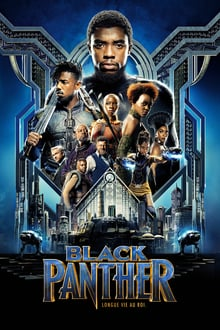 Black Panther 2018 bluray streaming vf