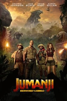 Jumanji : Bienvenue dans la jungle 2017 streaming vf