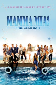 Mamma Mia ! Here We Go Again 2018 streaming vf