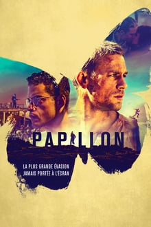 Papillon 2018 bluray streaming vf