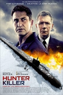 Hunter Killer 2018 streaming vf